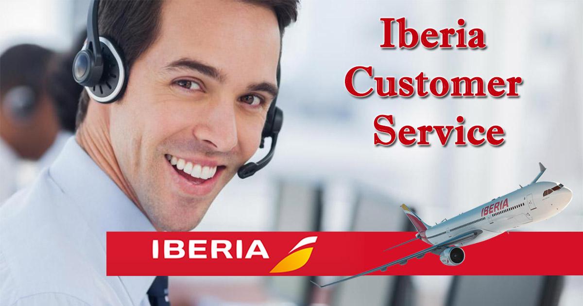 Iberia Customer Service