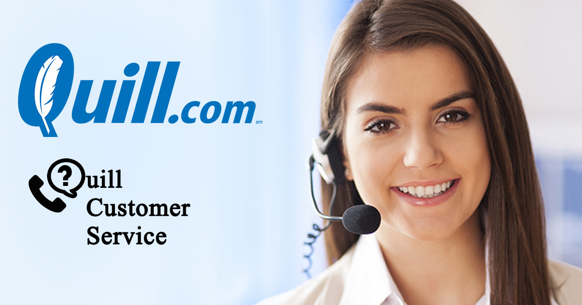 Quill Customer Service