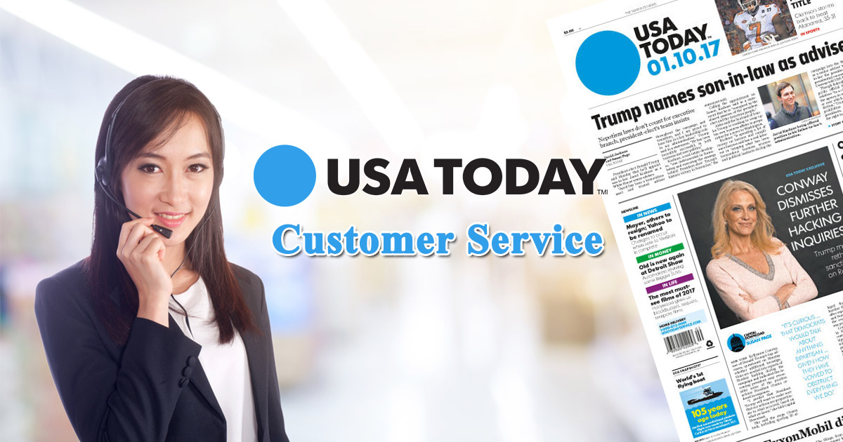USA Today Customer Service
