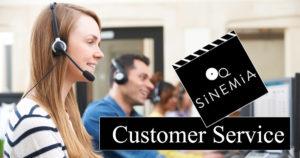 Sinemia Customer Service