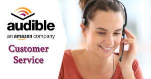 Audible Customer Service