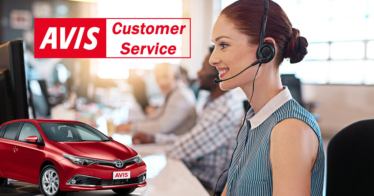 Avis Customer Service