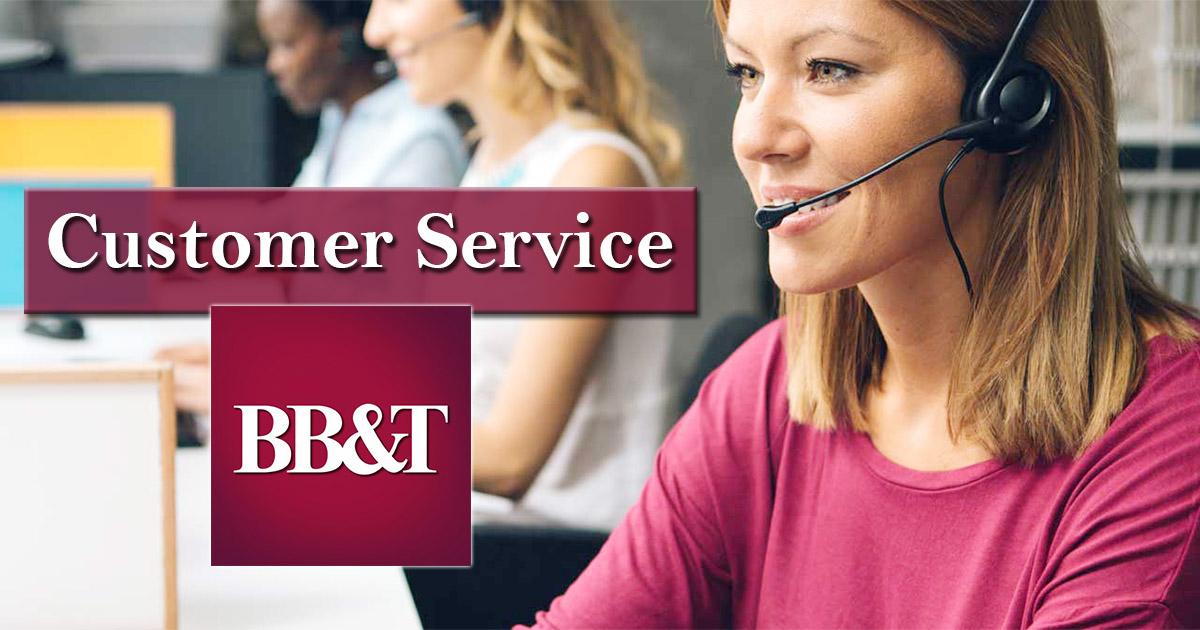 BB&T Customer Service