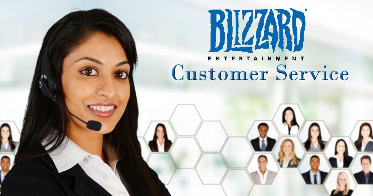 Blizzard Customer Service
