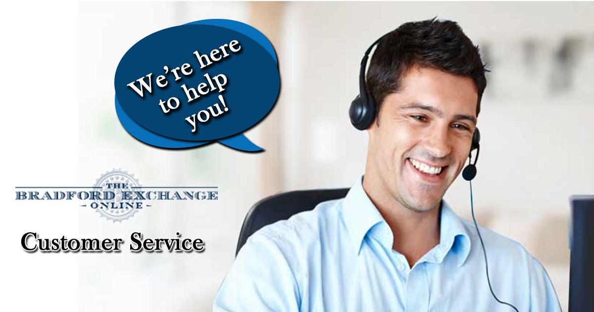 Bradford Exchange Customer Service