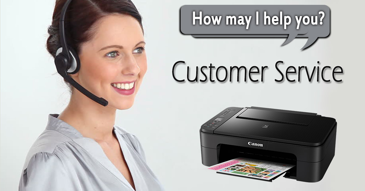 Canon Customer Service