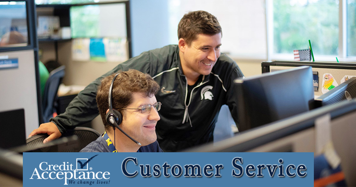 Credit Acceptance Customer Service Contact Phone Number Hours Mail