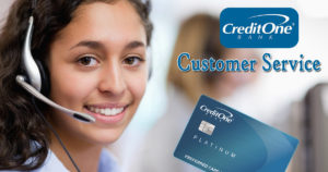 Credit One Customer Service