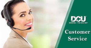 DCU Customer Service