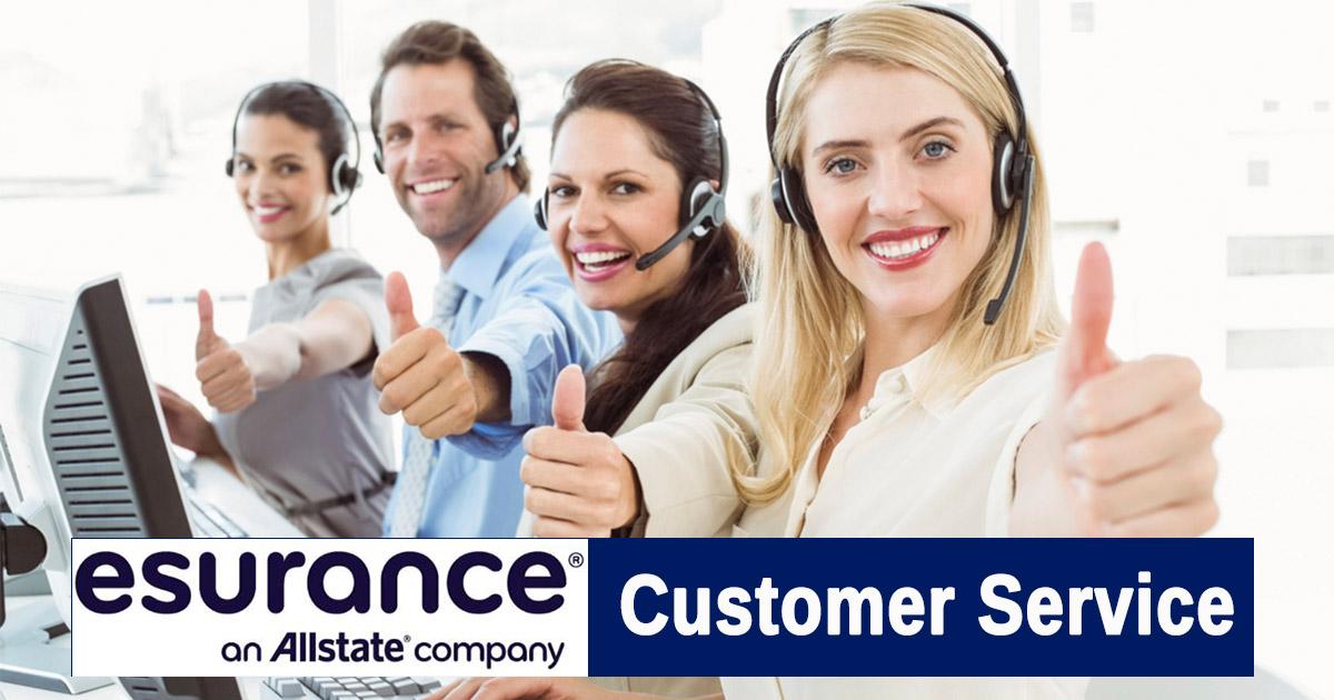 Esurance Customer Service