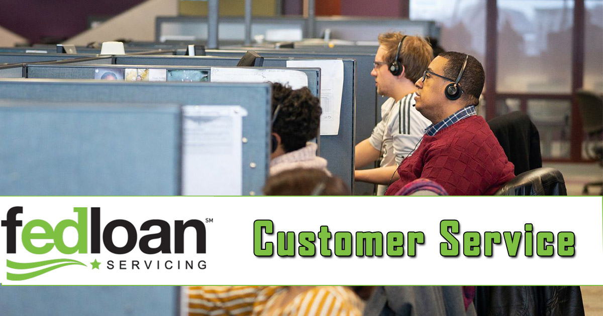 FedLoan Customer Service