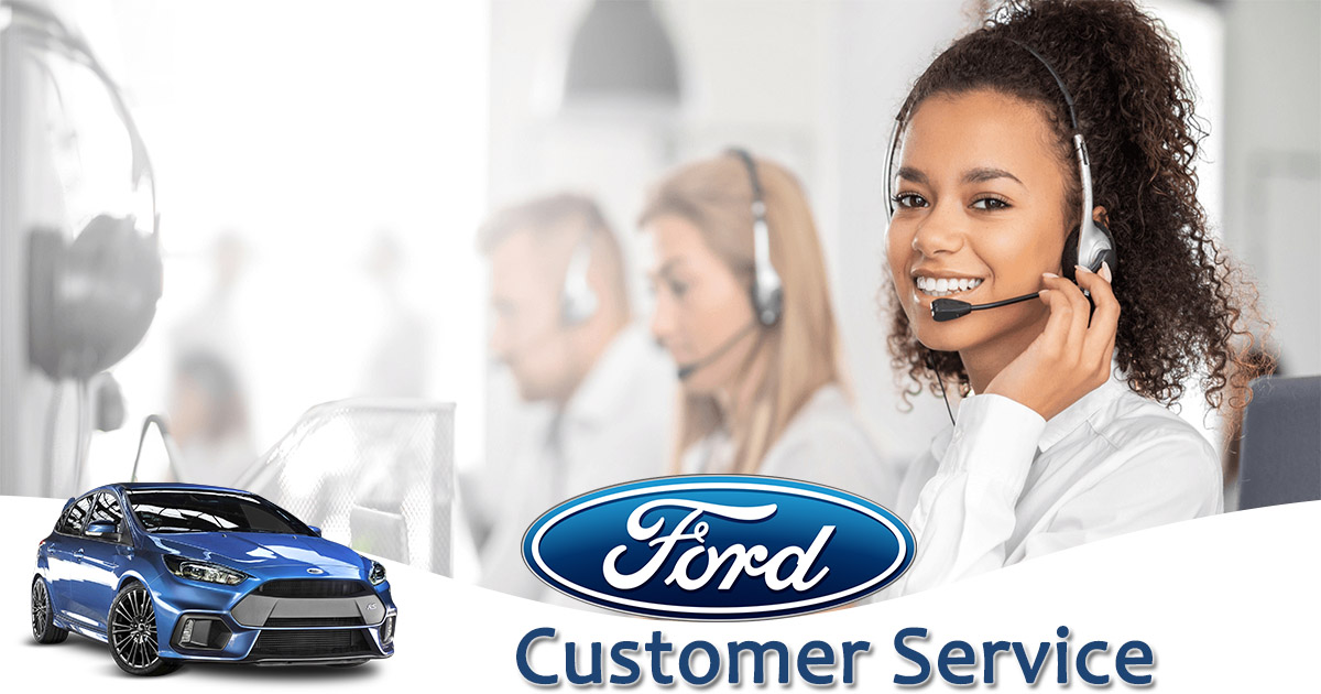Ford Customer Service