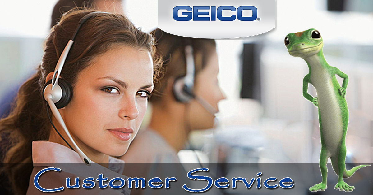 Geico Insurance Customer Service Numbers 24 7 Support