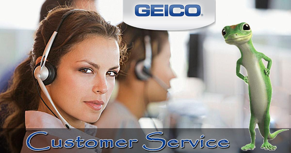 GEICO Insurance Customer Service