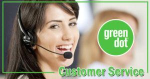 Green Dot Customer Service