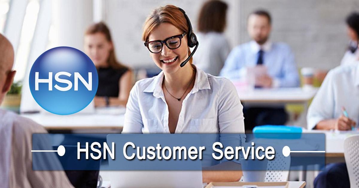 HSN Customer Service