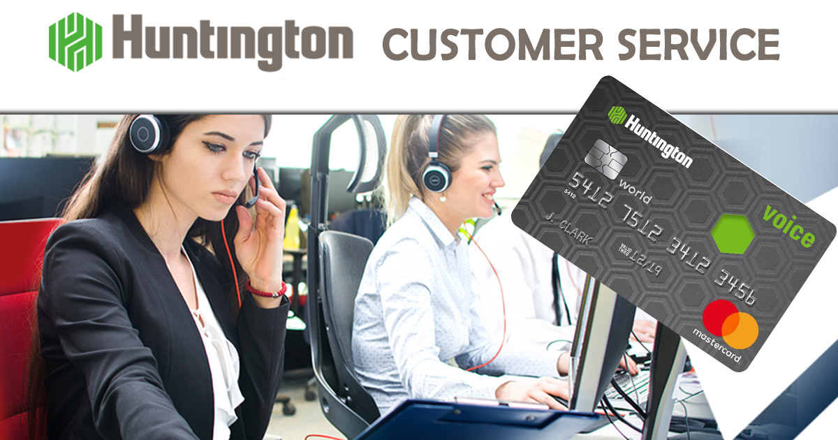 Huntington Bank Customer Service