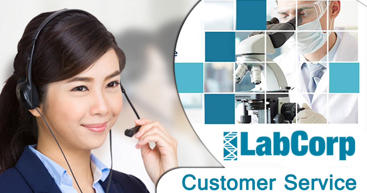 LabCorp Customer Service