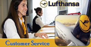 Lufthansa Customer Service