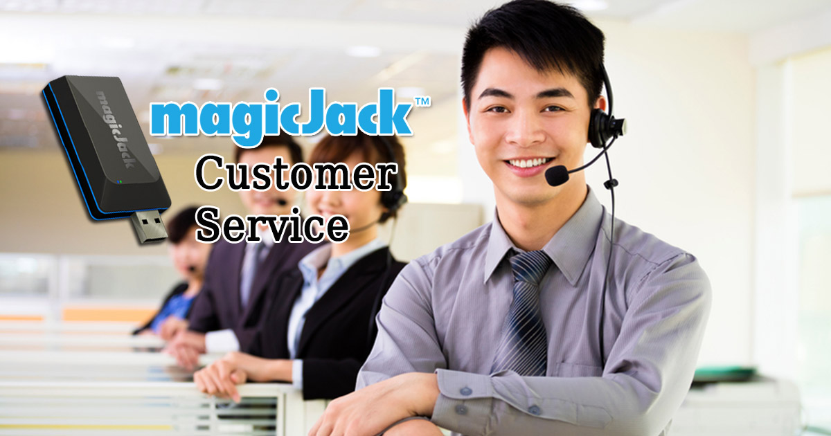 MagicJack Customer Service