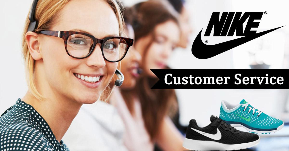 Nike Customer Service