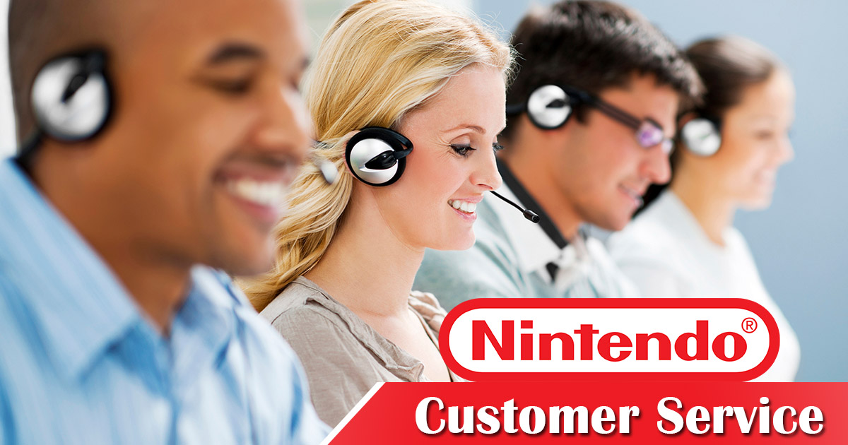 Nintendo Customer Service