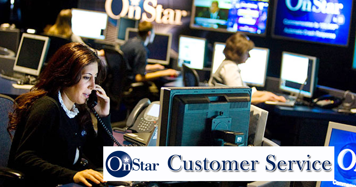 OnStar Customer Service