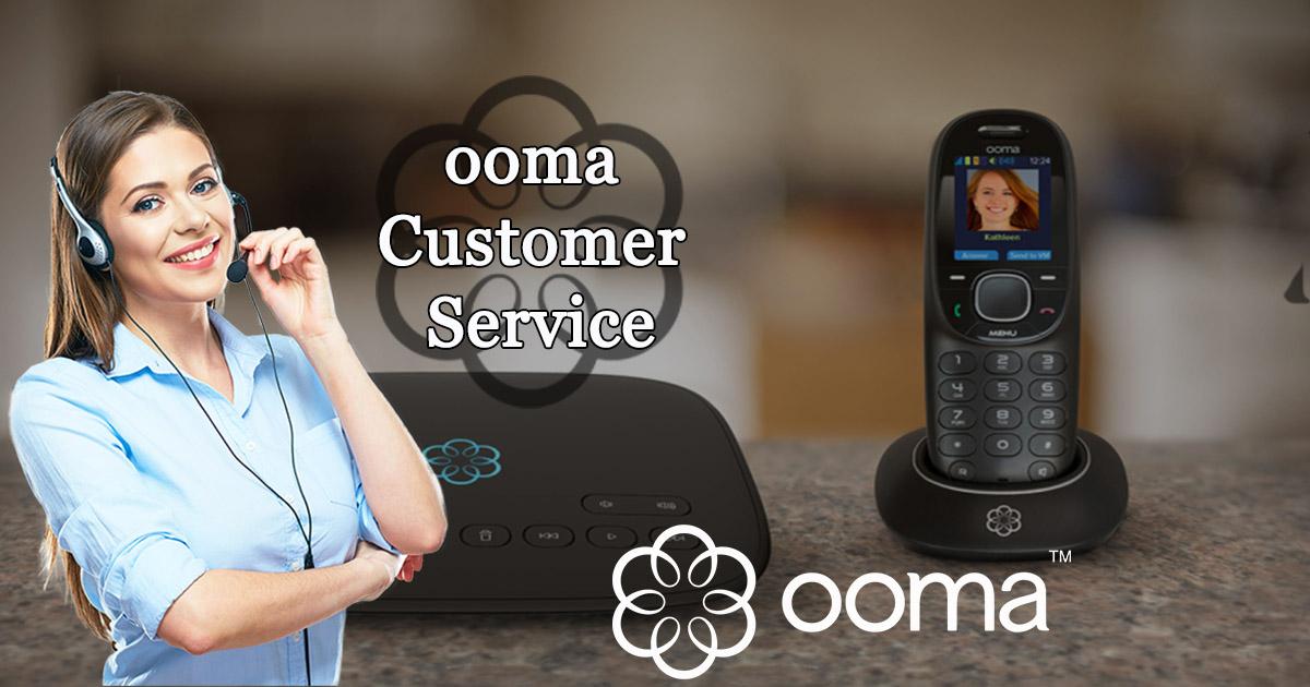 Ooma Customer Service