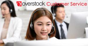 Overstock Customer Service