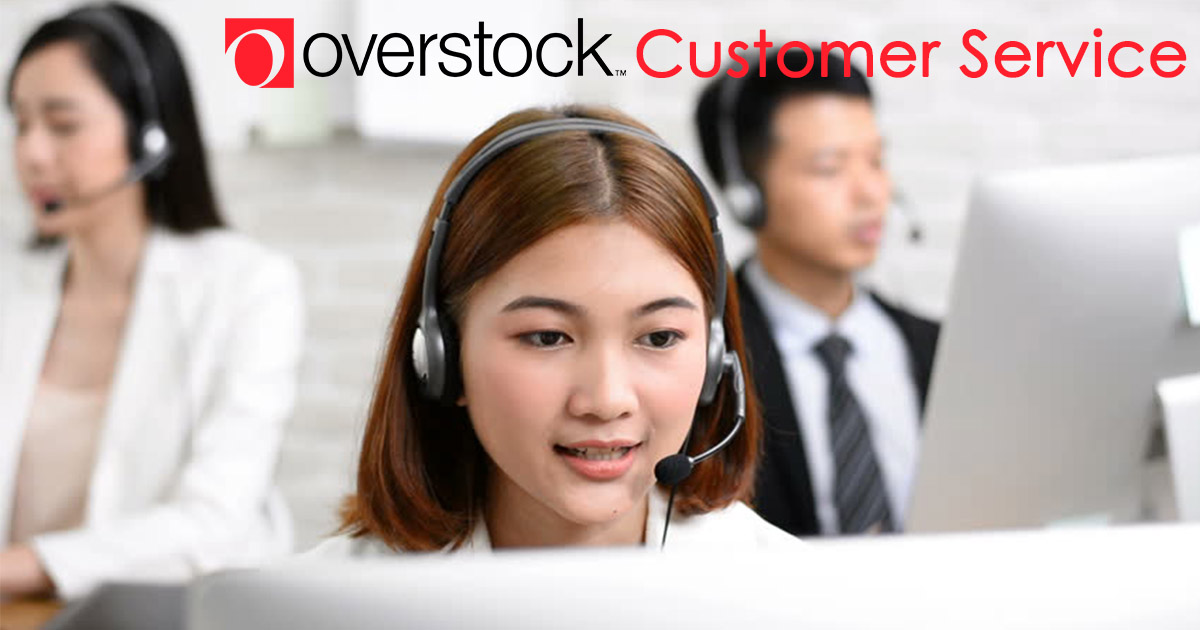 Overstock Customer Service