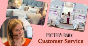 Pottery Barn Customer Service
