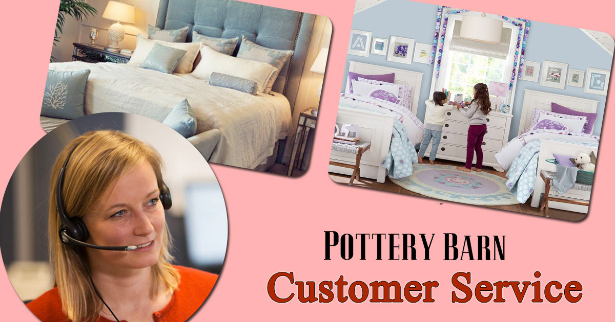 Pottery Barn Customer Service
