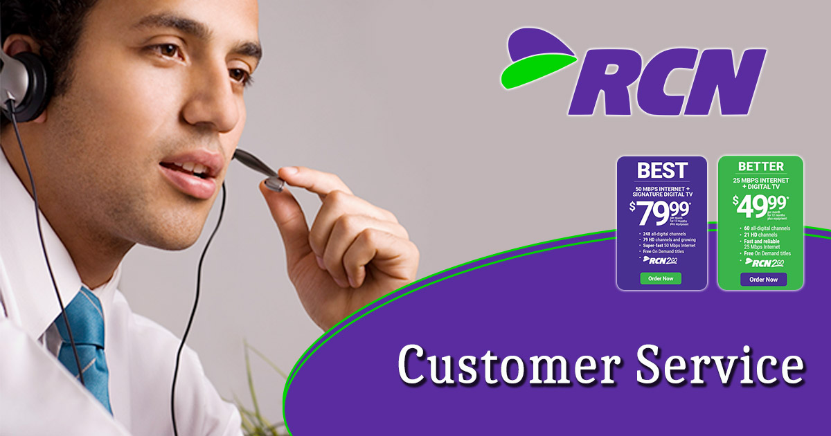 RCN Customer Service