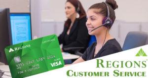 Regions Customer Service