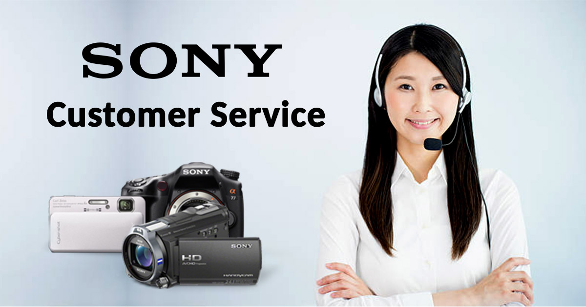 Sony Customer Service