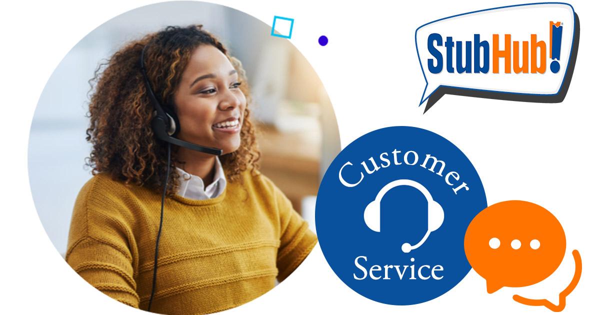 StubHub Customer Service