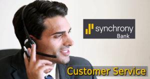 Synchrony Bank Customer Service