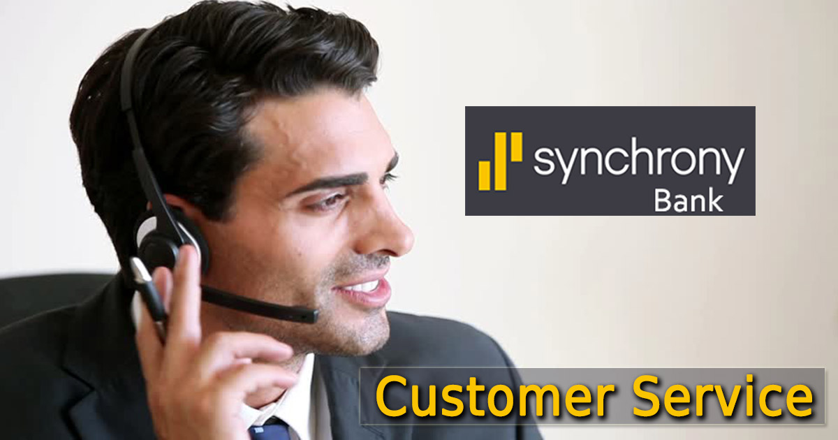 Synchrony Bank Customer Service