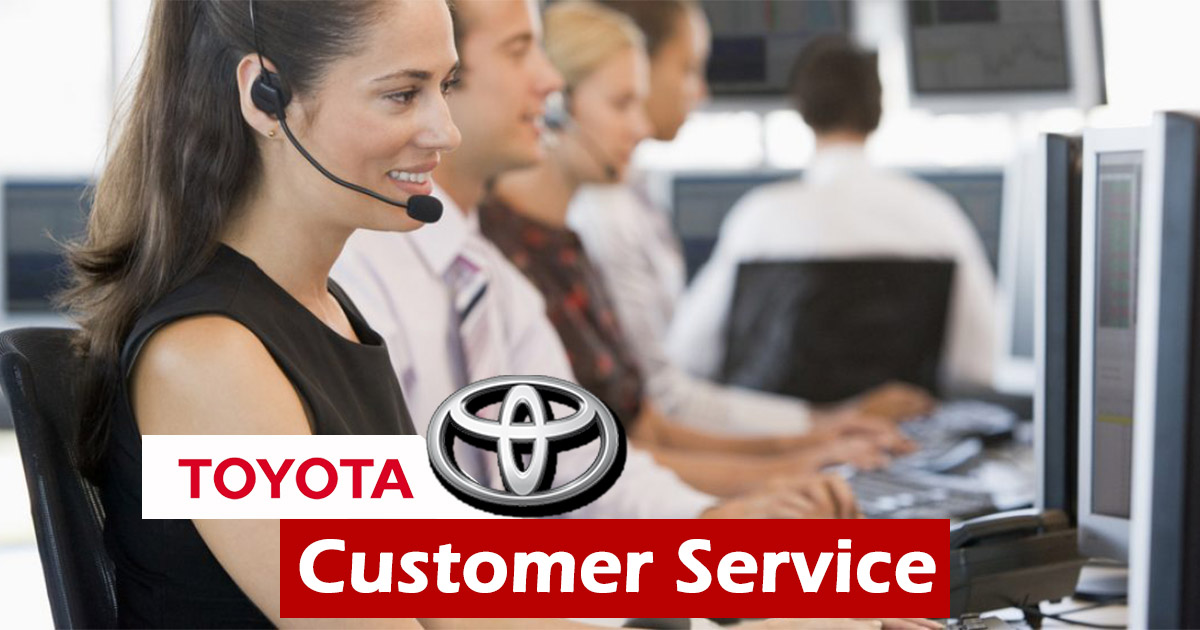 Toyota Financial Customer Service