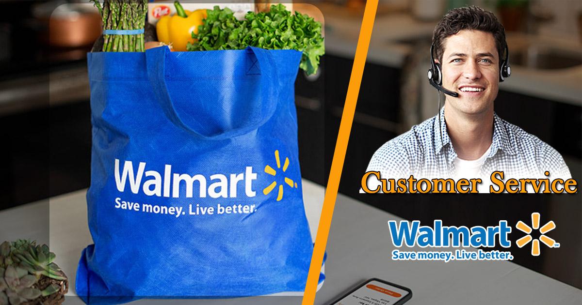 Walmart Online Customer Service