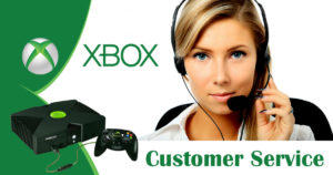 xbox customer service