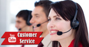 Youtube Customer Service