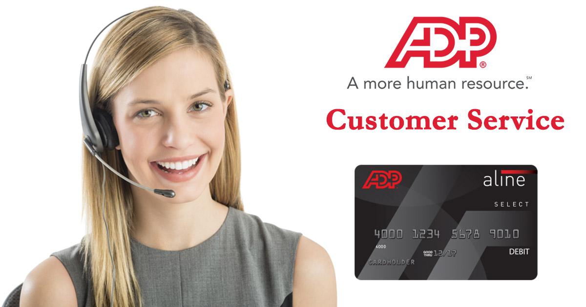 Adp Customer Service Image