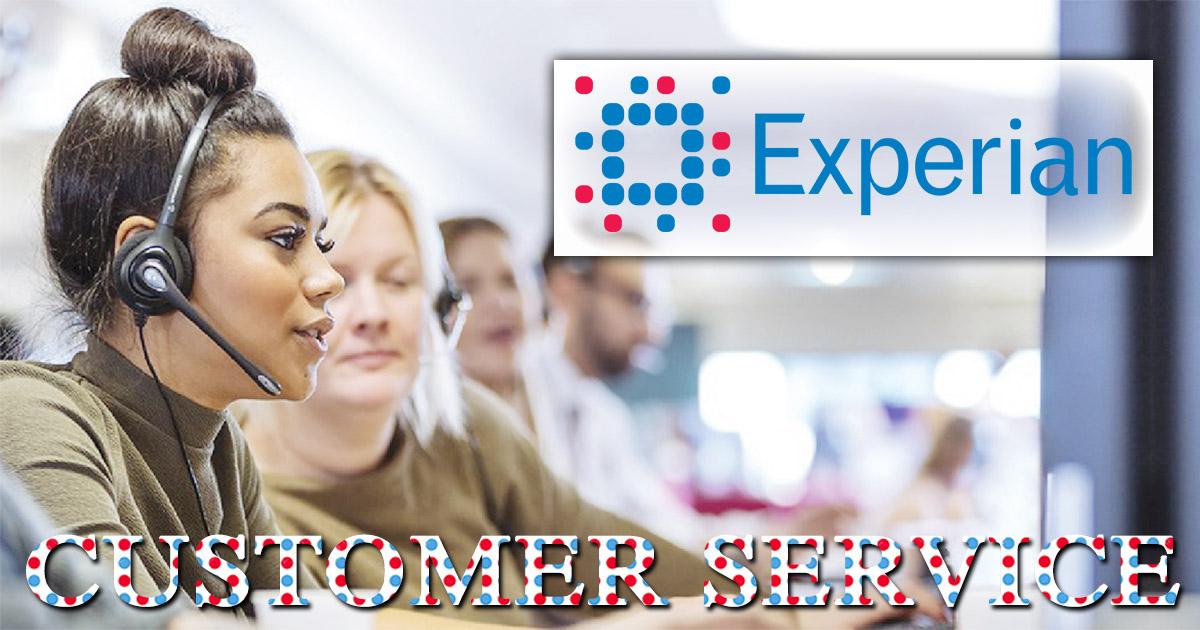 experian customer service image