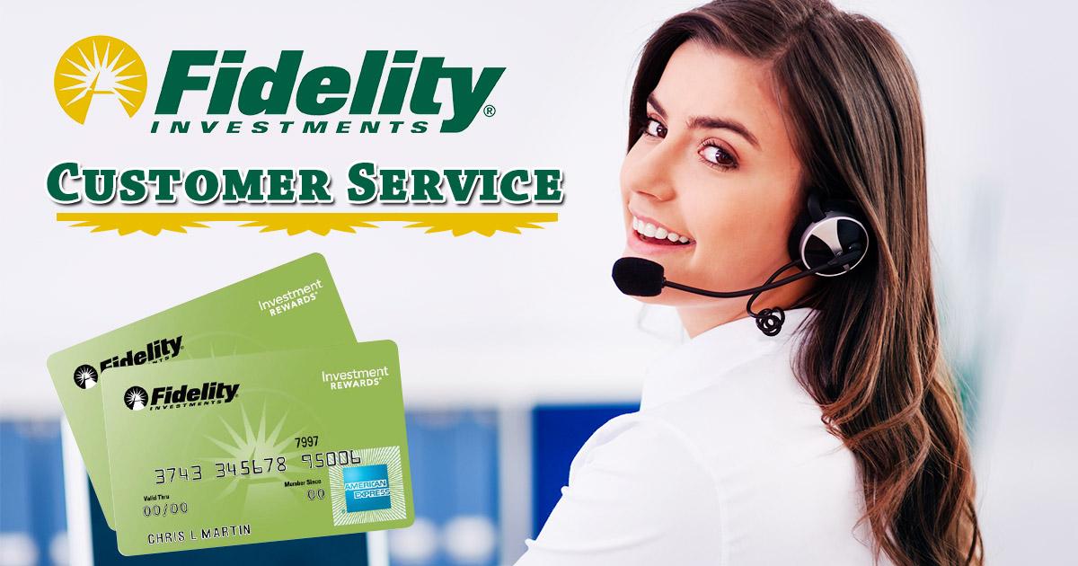 Fidelity Customer Service Image
