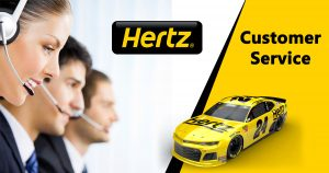 hertz customer service image