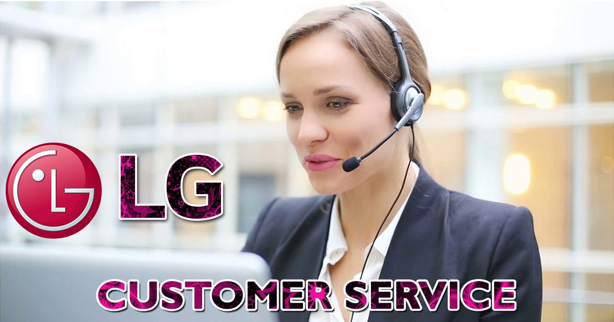 Lg Customer Service Image