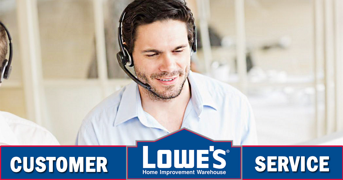 lowes customer service image