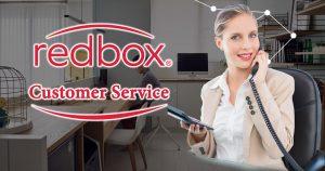 redbox customer service image