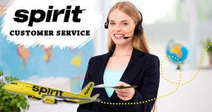 spirit airlines customer service image